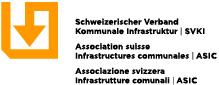 Schweizerischer Verband Kommunale Infrastruktur Logo 2